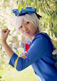 Cosplay-Cover: Donald Duck