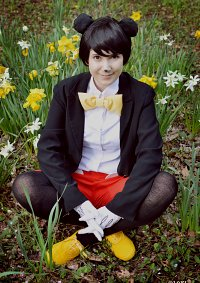 Cosplay-Cover: Mickey Mouse