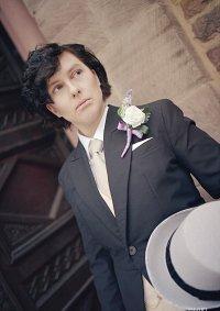 Cosplay-Cover: Sherlock Holmes [Wedding Suit]