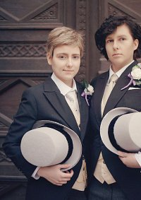 Cosplay-Cover: Dr. John H. Watson [Wedding]