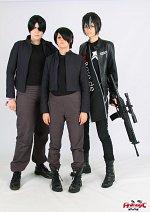 Cosplay-Cover: Deimos [Sleipnir-Uniform]
