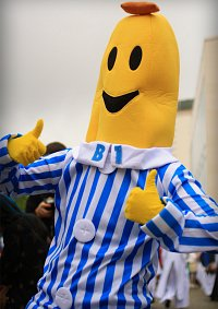 Cosplay-Cover: B1 ☆ Bananas in Pyjamas