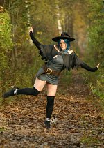 Cosplay-Cover: Aqua [Halloween Town]