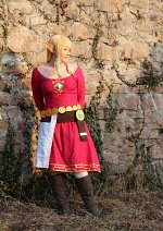 Cosplay-Cover: Zelda [Skyward Sword]