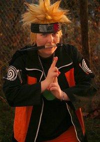Cosplay-Cover: Naruto Uzumaki (shippuuden)