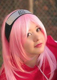 Cosplay-Cover: Haruno Sakura