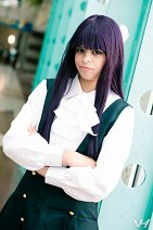 Cosplay-Cover: Shirakiin Ririchiyo ~Winter School Uniform~