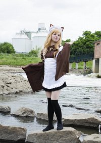 Cosplay-Cover: Azuki Azusa (Maid outfit)