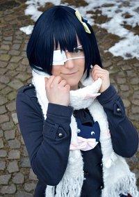 Cosplay-Cover: Rikka (Winter Version)