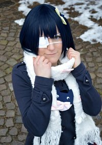 Cosplay-Cover: Rikka (Winter Version)