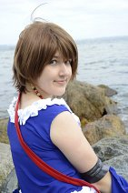 Cosplay-Cover: Yuna [Diva]