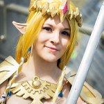 Cosplay: Zelda [Hyrule Warriors]