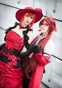Cosplay-Cover: Grell Sutcliff [Remake]
