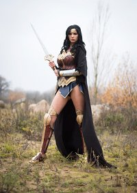 Cosplay-Cover: Diana Prince (Wonder Woman)