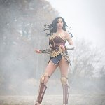 Cosplay: Diana Prince (Wonder Woman)
