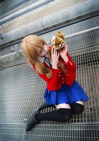 Cosplay-Cover: Taiga Aisaka (Schuluniform)