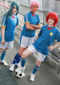 Cosplay-Cover: Someoka Ryuugo [Inazuma Japan]