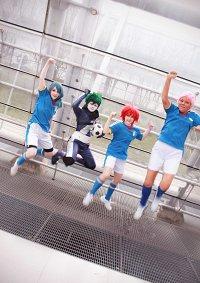 Cosplay-Cover: Hiroto Kiyama