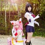 Cosplay: Super Sailor Chibi-Moon