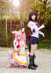 Cosplay-Cover: Super Sailor Chibi-Moon