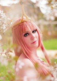 Cosplay-Cover: Princess Bubblegum