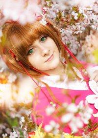 Cosplay-Cover: Sakura Kinomoto [Chinese Flower]