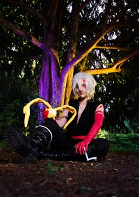 Cosplay-Cover: Allen Walker [Hallow]