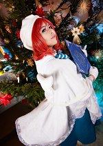 Cosplay-Cover: Maki Nishikino (unidolized christmas)