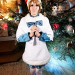 Cosplay: Hanayo Koizumi [unidolized Christmas 2015]