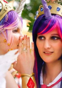Cosplay-Cover: Princess Celestia
