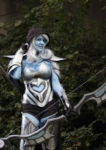 Cosplay-Cover: Drow Ranger