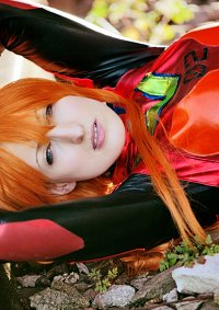 Cosplay-Cover: Asuka - Plugsuit EVA 02