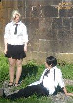 Cosplay-Cover: Uchiha Itachi - School Uniform