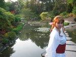 Cosplay-Cover: Aerith Gainsborough - Kimono Style