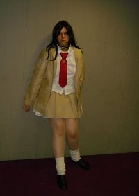 Cosplay-Cover: Battle Royale Girl