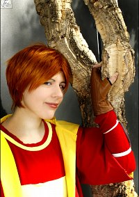 Cosplay-Cover: Fred Weasley (Quidditch)