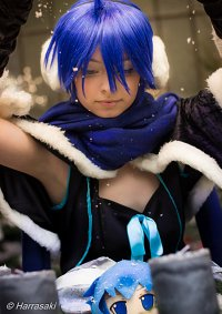 Cosplay-Cover: Kaiko Shion [Winter Dress]