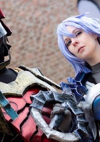 Cosplay-Cover: Aqua (Armor)