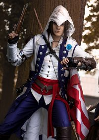 "Cosplay-Cover: Ratohnhaké:ton ""Connor"" Kenway"