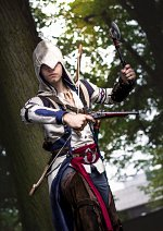 Cosplay-Cover: Connor Kenway