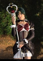 Cosplay-Cover: Sailor Pluto [Steampunk Version]