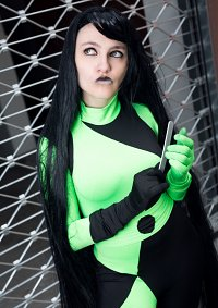 Cosplay-Cover: Shego
