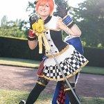 Cosplay: Hoshizora Rin [Café Maid Idolized]   星空 凛