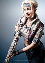 Cosplay-Cover: Janey Springs