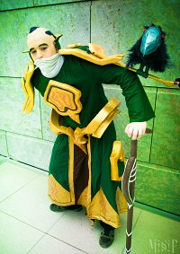 Cosplay-Cover: Swain