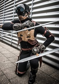 Cosplay-Cover: Karl Ruprecht Kroenen (Ninja)