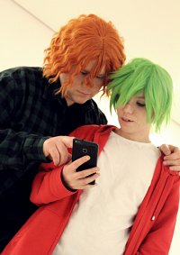 """Cosplay-Cover: Carter """"Crush"""" Howe [not completed]"""