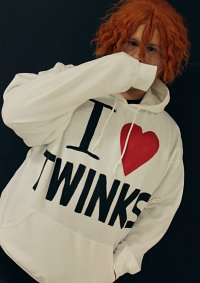 Cosplay-Cover: Scott Williams [I ♡ TWINKS Pullover]
