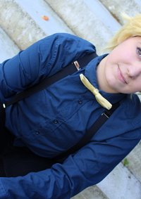 Cosplay-Cover: Yoosung Kim (RFA Party Outfit)