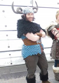 Cosplay-Cover: Snotlout Jorgenson (HTTYD2)